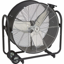 Ventilador Industrial Giro 360° 1/8 Hp 8000 Cfm