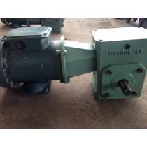 Motoreductor De 1 Hp Trifasico O Monofasico Relacion 20 - 1