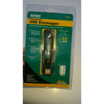 Registrador De Datos Usb Para Temperatura Extech Th10