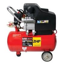 Compresor De Aire Directo Lubricado Motor 2hp Capacidad 25 L