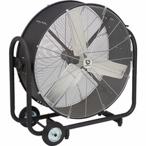 Ventilador Industrial 36 Giro 360° 1/3 Hp 9600 Cfm