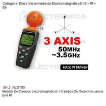Medidor De Campos Electromagneticos/radio Frecuencia Emf Rf