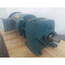 Motorreductor Reductor 1/2 Hp Relacion 20 A 1 Trifasico