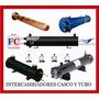 Intercambiador De Calor Casco Y Tubo 20 Ton, 1 Circ, Fc20c1c