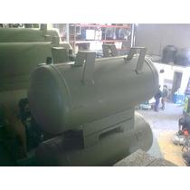 Tanque De 235 Lts Horizontal Para Compresor