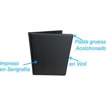50 Carpeta Tamaño Carta, De Plastico Vinil.