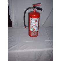 Extintor 4.5 Kg