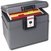 Cofre Para Archivos Impermeable Y Contra Incendios