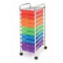 Sevilla Classics 10-cajón Organizador Cesta Multi Color
