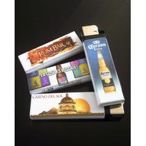 Encendedor Promocional Tokai Personalizado Impreso A Color