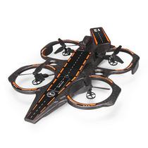 Drone Portaaviones Anfibio Se Desliza Por Suelo/agua/aire