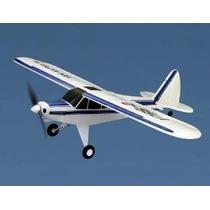 Super Cub 2.4ghz Rtf 29 Wingspan Rc 3ch Epo Del Aeroplano P