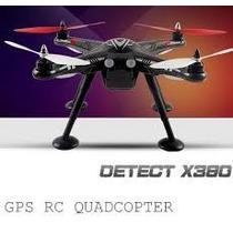Drone 30 Min De Vuelo Gps Xk Detect 380 Mejor Q Walkera Dji