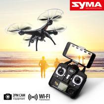 Drone Syma X5sw-1 Original Con Camara Wifi Vivo Quadricopter