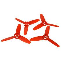 Digipower-hélices-para-loro-bebop-drones-4-pack-roja