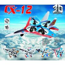 Nuevo Avión Drone Quadcopter Cheerson Cx-12 Mini Figfhter