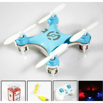 Mini Drone Quadcopter Cheerson 360º Control Remoto 2.4ghz 4c