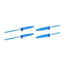 Loro Minidrone Revista Rolling Spider - Azul Hélices