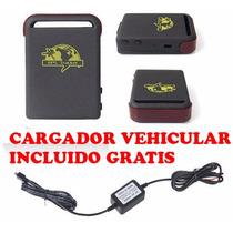 Gps Localizador Personal/vehicular Satelital Gsm Rastreador