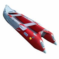 Lancha Kayak Inflable Bris Bote De Pesca Con Piso Rigido 12