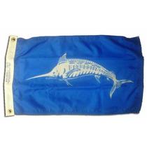 Bandera Para Yate O Lancha. Modelo Marlin