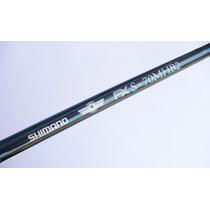 Combo Shimano Caña Fx 70mh-b2 7 Pies + Carrete 20 Lb Okuma