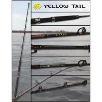 Caña De Troleo Mod. Fiji Marca Yellow Tail 029323