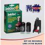 Kit De Recarga Lmi-1970d Black Para Lexmark 12a1970/ 12a1975