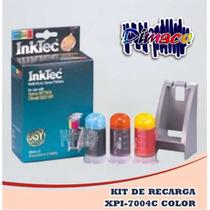 Kit De Recarga Xpi-7004c Color Para Xerox C11/c15