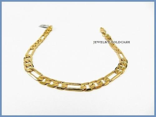 Esclava De Oro De 14 Para Dama - Joyas y Relojes en