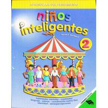 Niños Inteligentes Preescolar 2- Gamboa / Fernandez Editores