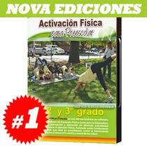 Activación Física Preescolar 3 Cdrom