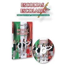 Escoltas Escolares 1 Dvd + 1 E-book Ed Clase 10