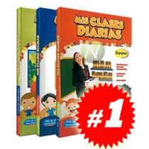 Mis Clases Diarias 1o, 2o O 3er Grado + Cd-rom
