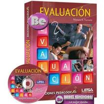 Evaluacion Soluciones Pedagogicas 1 Vol + 1 Cd Euromexico