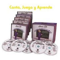 Canta, Juega Y Aprende 5 Cd Audio Clase 10