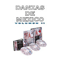 Danzas De Mexico Vol 2, 1 Cd + 1 Dvd + 1 Vol Ed Clase10