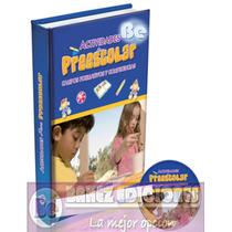 Actividades Para Preescolar 1vol + Cd Rom Euromexico