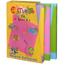 Culturito, Nuevas Manualidades 3 Vols - Grupo Cultural Fn4