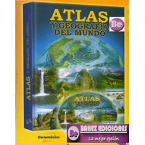 Atlas Y Geografia Del Mundo 1 Vol Euromexico