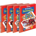 Mi Primera Enciclopedia Disney 4 Vols Oceano