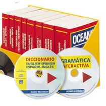 Equipo Didactico 9 Vols. + 2 Cd Rom Oceano