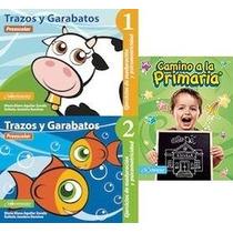 Libro Preescolar 1°2°y3° (paq. Con 3)