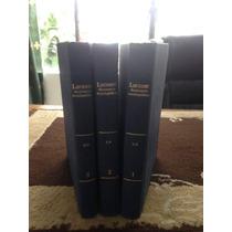 Larousse Diccionario Enciclopedico Ilustrado 3 Tomos