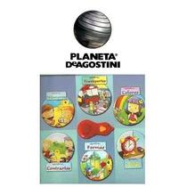 Enciclopedia Electronica Raton Sabio 2a Serie, Planeta