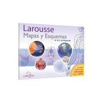 Libro Mapas Y Esquemas 4 A 6 De Primaria