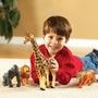 Tc Learning Resources Jumbo Jungla Animales Aprendizaje