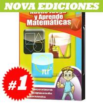 Nacho Juega Y Aprende Con Las Matemáticas 3 Cdroms