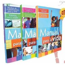 Manual Para La Vida 3 Vols Reymo