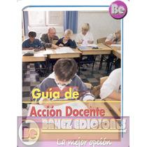 Guia De Accion Docente 1 Vol Cultural